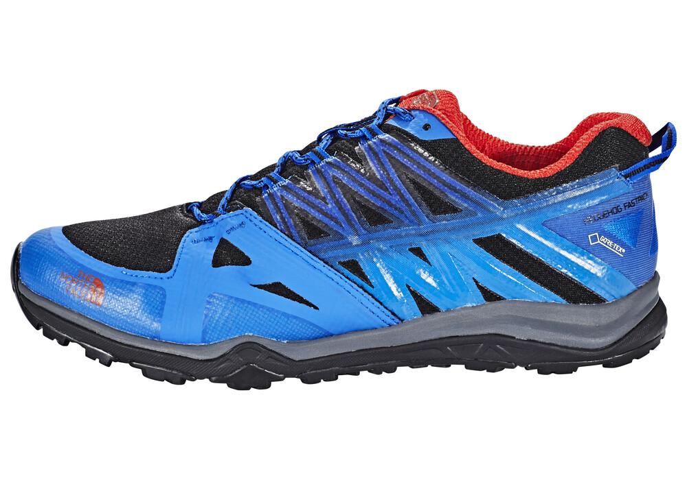 North Face Hedgehog Shoes Black